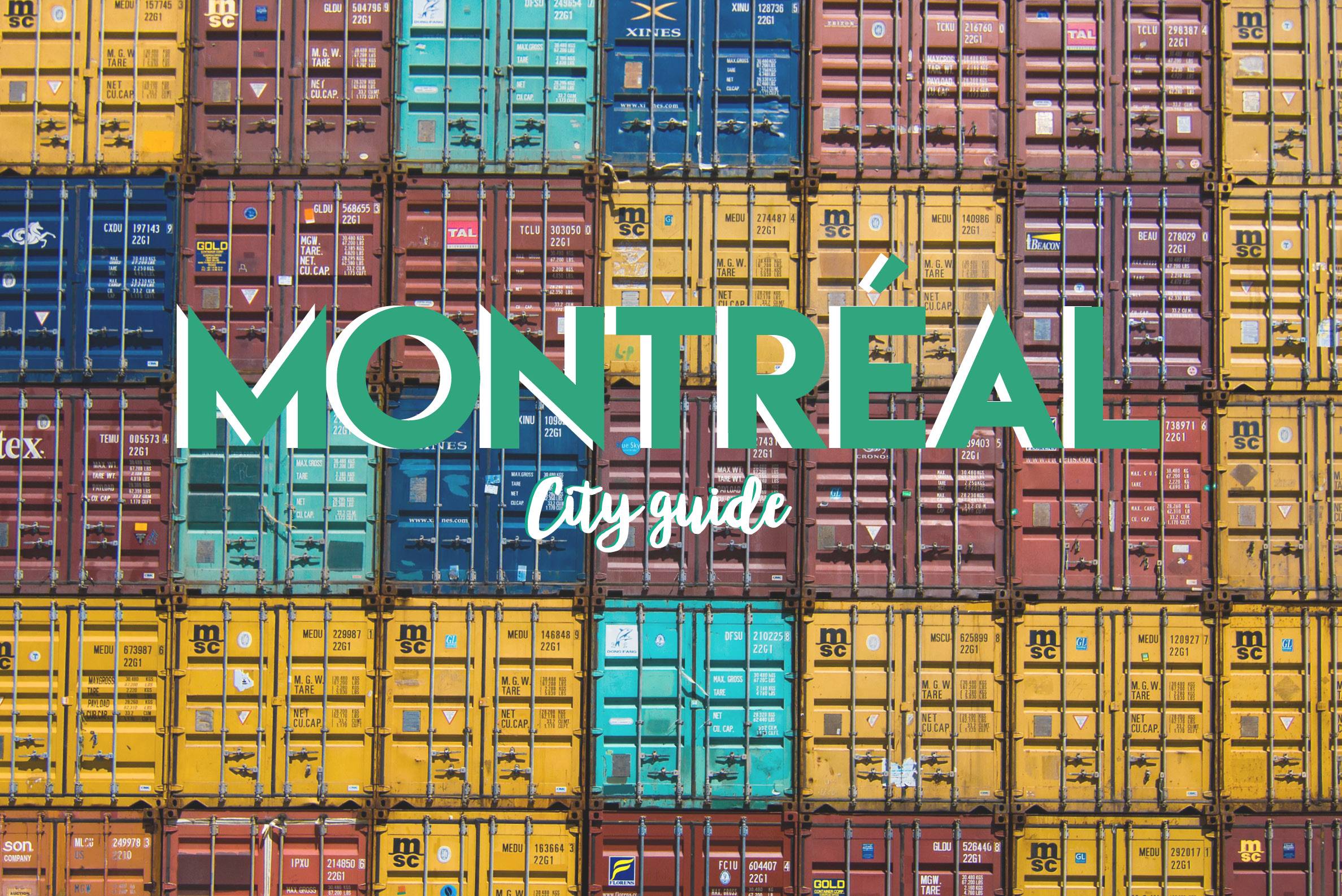 Montreal guide 2
